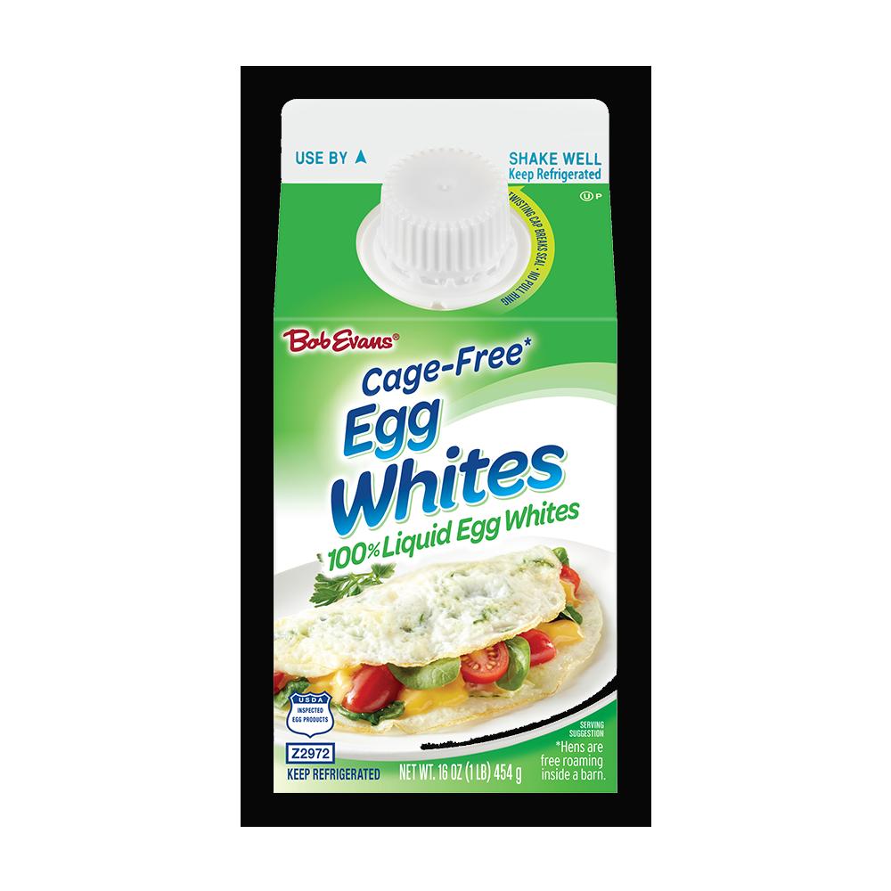 photo of Bob Evans® Cage-Free Egg Whites 16 oz. Carton (California Only) product