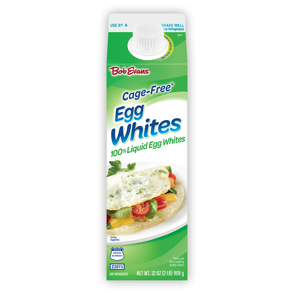 photo of Bob Evans® Cage-Free Egg Whites 32 oz. Carton (California Only) product